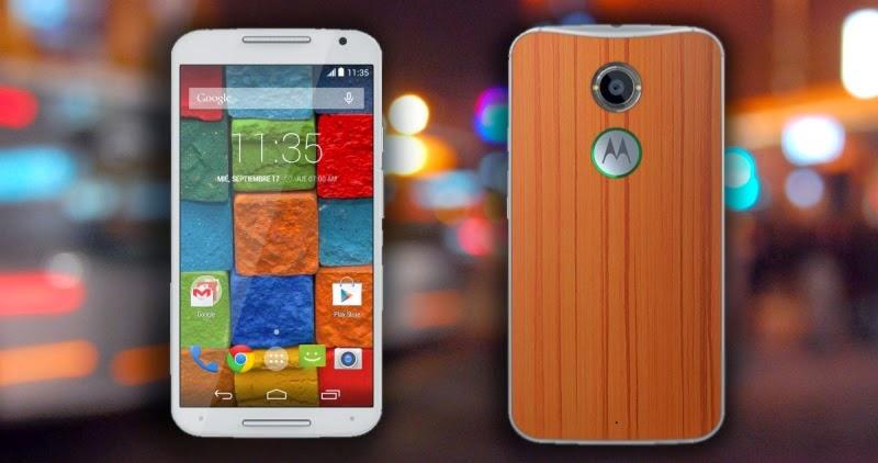 Segunda generación de Smartphones Motorola