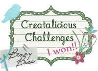 Challenge 41 creatalicious