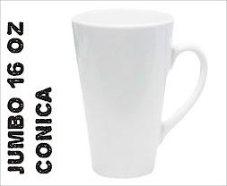 MUG CONICA JUMBO