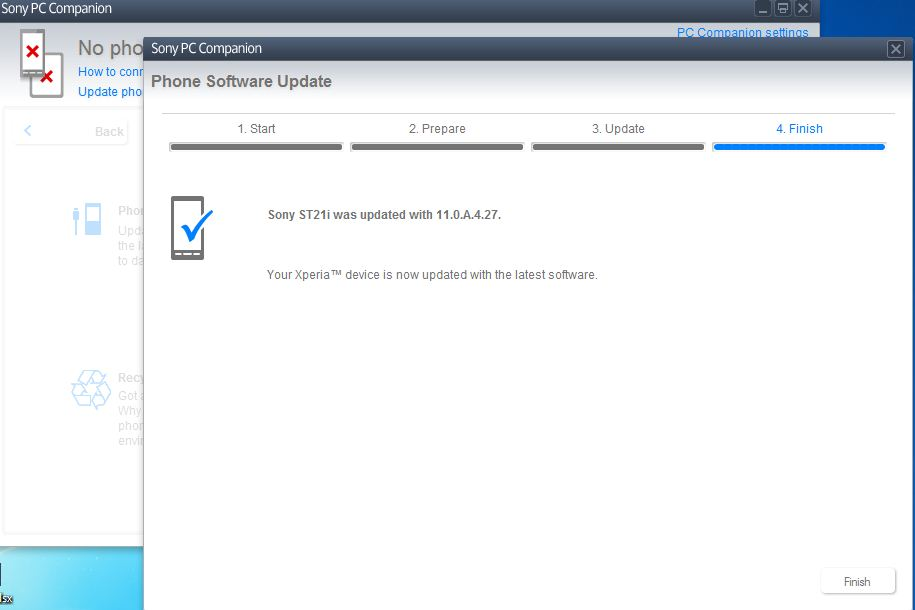 Sony Released 11.0.A.4.27 For Tipo ST21i To Fix Echo