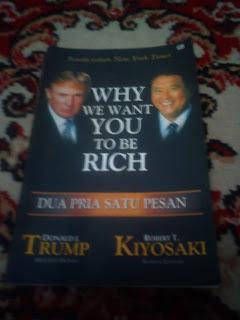 Donald J. Trump & Robert T. Kiyosaki (Why We Want You To Be Rich)