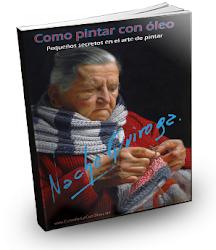 Libro para aprender a pintar con oleo
