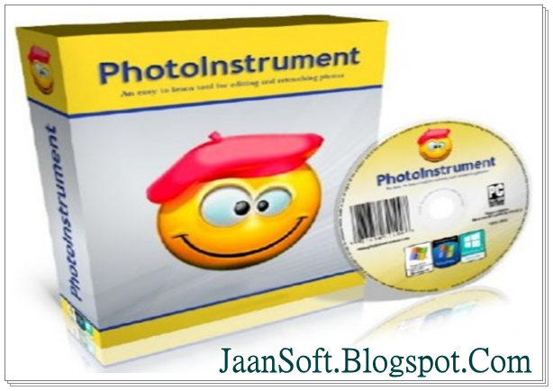 PhotoInstrument 7.3.0.744 For Windows Latest Version Free Download
