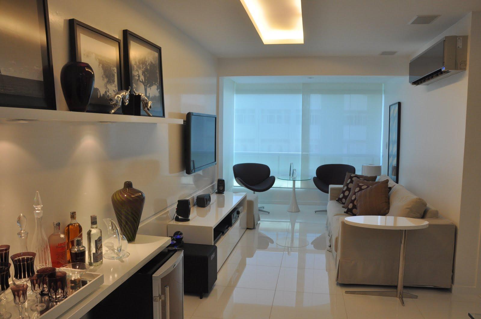 ideias e projetos de decoracao de interiores: Argolo Designer de Interiores: Projeto Decoração de Interiores