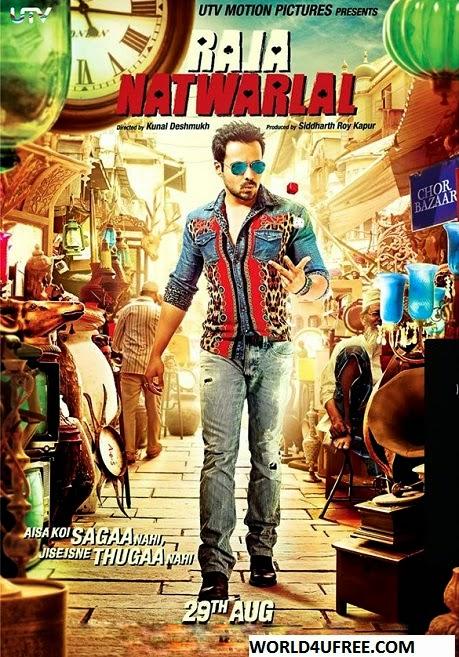 Raja Natwarlal 2014 Hindi DVDScr 350mb