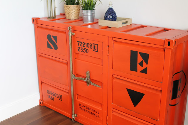 Shipping Container Sideboard - Maison Du Monde