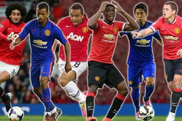 Lima Pemain Bakal Tinggalkan Man United