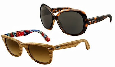 This Week's Giveaway: Ray-Ban Sunglasses