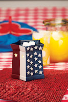June Warmer of the Month - Star Spangled