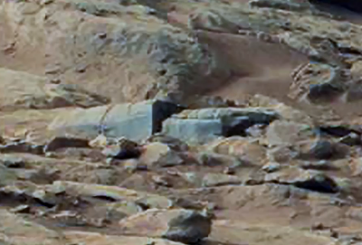 UFO Sightings Structure Discovered On Mars, UFO Sightings