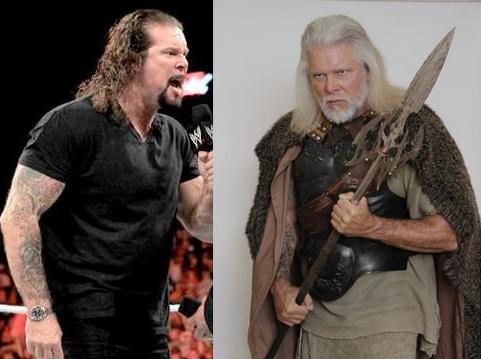 WWE kevin Nash otro de los luchadores de la WWE que a participado en películas cinematograficas