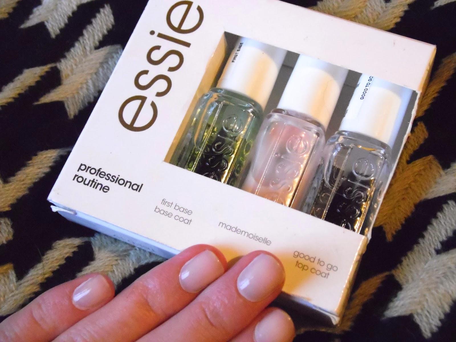 Essie Professional Routine Mini Kit - Flemingo