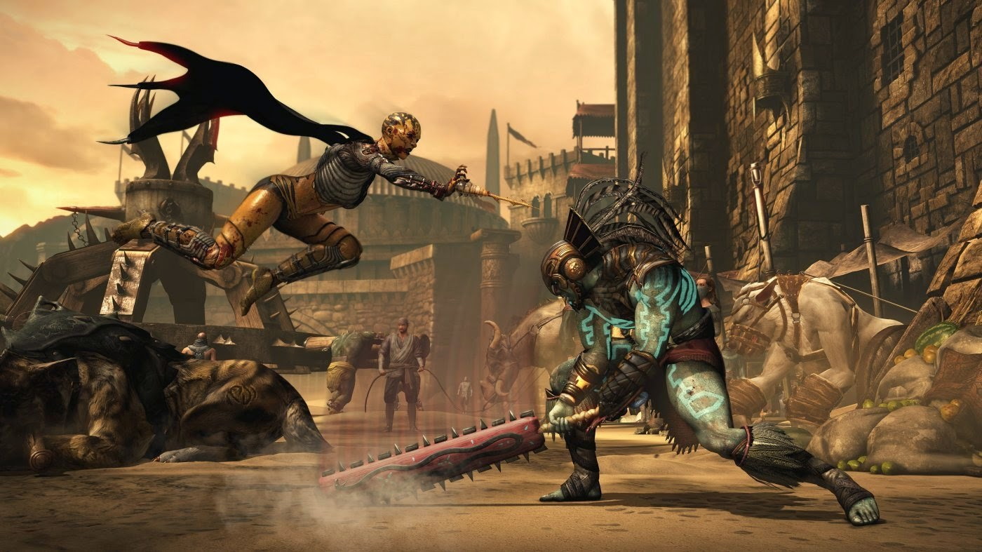 Mortal Kombat X Juego completo full mega, 4shared, 1 link dvd iso