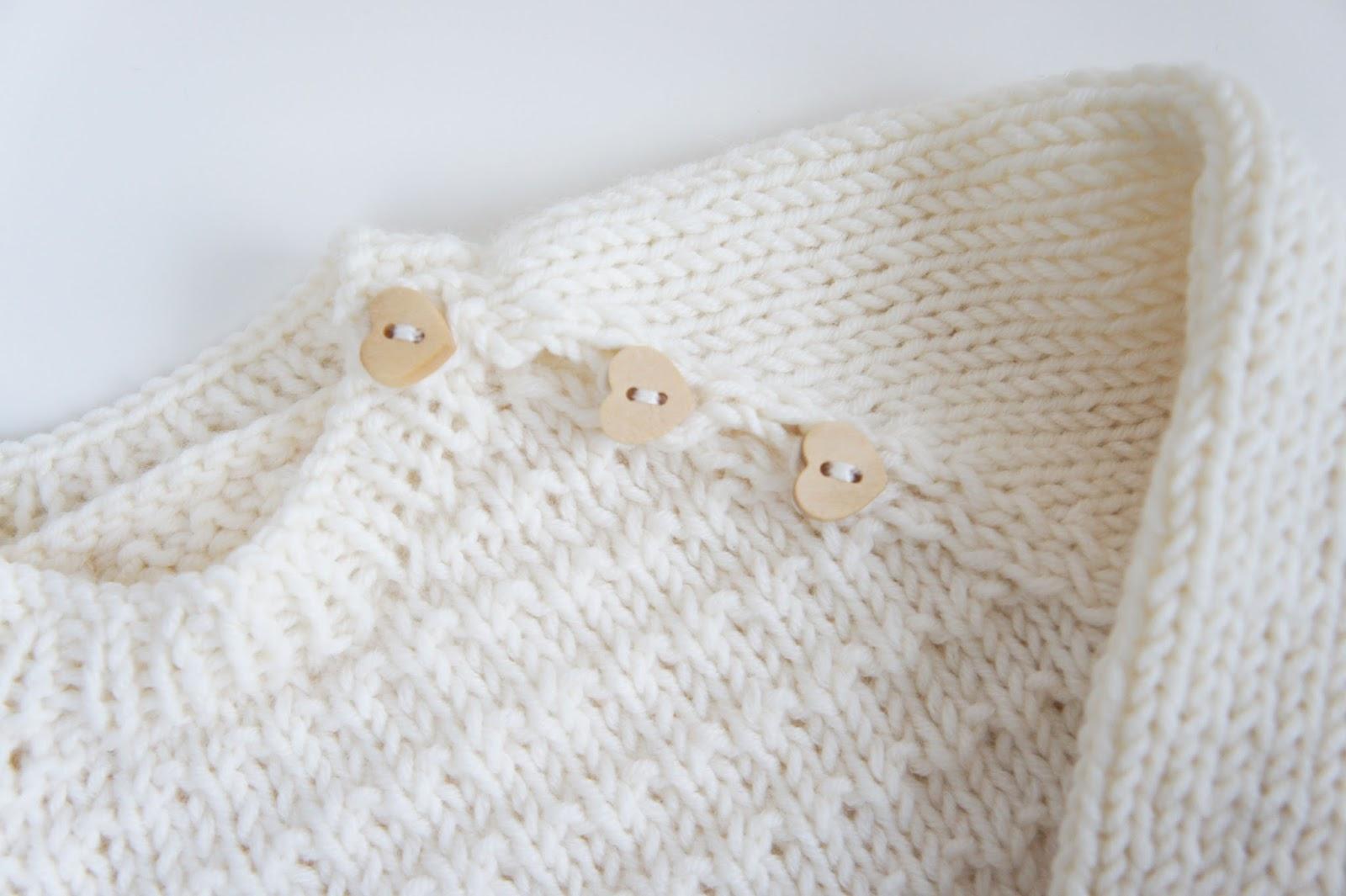 eenvoudig patroon babymutsje