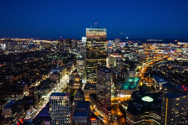 The Skywalk Observatory- Boston MA