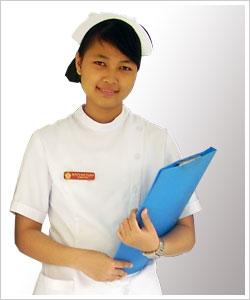 ... perawat asal Indonesia antara lain karena bekerja keras namun tetap