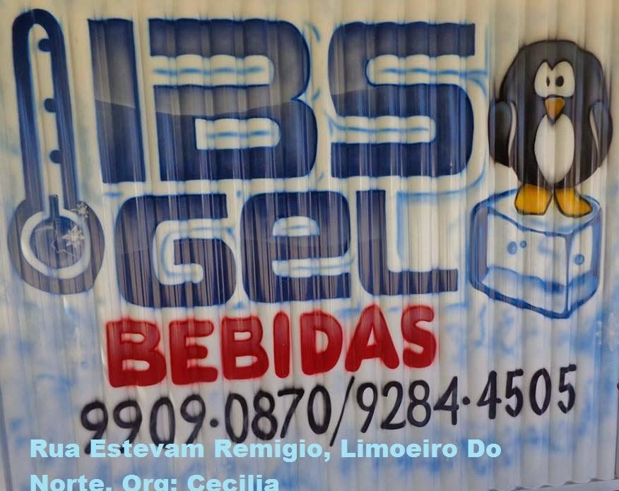 IBS Gelo E Bebidas