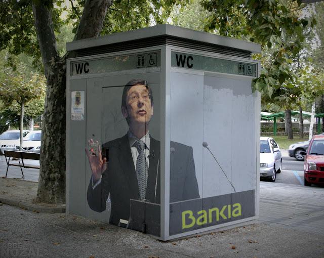 La gran cagada de Bankia, 2012 (cc) Abbé Nozal