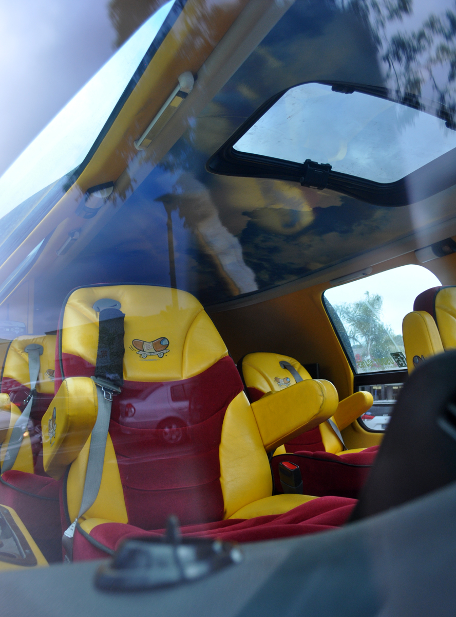 Oscar Mayer Wienermobile Handwash Outside Northwest Auto Salon in addition First Time Ive Ever Seen Oscar Meyer also First Time Ive Ever Seen Oscar Meyer additionally Oscar Mayer Wienermobile together with Pixar Motorama 5. on oscar meyer weinermobile interior