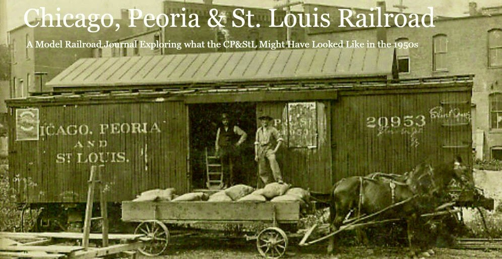 Chicago, Peoria & St. Louis Railroad