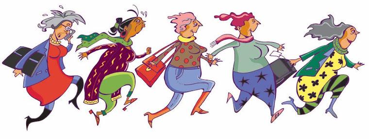 Bestemødre i farta