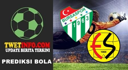 Prediksi Bursaspor vs Eskisehirspor
