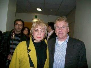 *Morgane BRAVO & M. Daniel Cohn-Bendit, Député Européen*