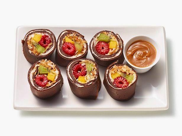 Crepini 5 Delicious Dessert Style Sushi Crepe Recipes