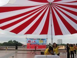 Tổ chức sự kiện Trần Gia - Cho thuê nhà dù