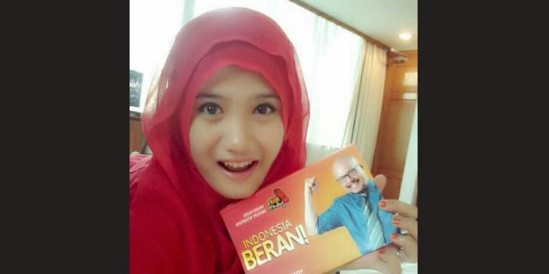 Siti Nur Lathifah, Tunarungu Cantik Yang Jadi Model Dan Peraih Beasiswa