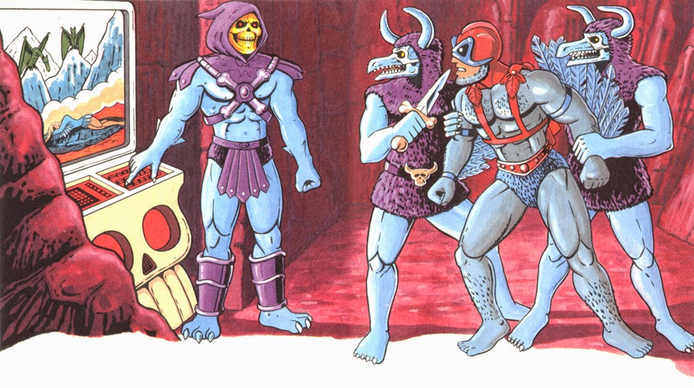 Nefty's House of Rants: Most wanted MOTUC Army Builders: The Rant