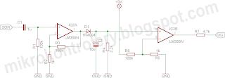 Automatyczny przełącznik audio - detektor sygnału