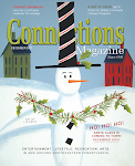 Cover Art by Liz Revit - December 2011 Connections Magazine