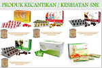 PRODUK KECANTIKAN &amp; KESIHATAN SNE