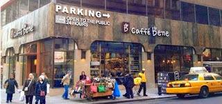 Caffe Bene 1611 Broadway