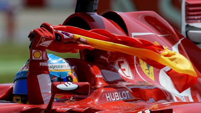 GP da Espanha de Formula 1, Catalunha em 2013 - by entrelinhasf1.blogspot.com