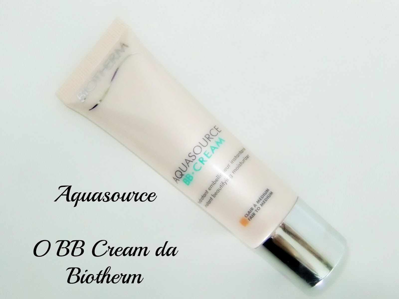 test aquasource bb cream da biotherm perturba es. Black Bedroom Furniture Sets. Home Design Ideas