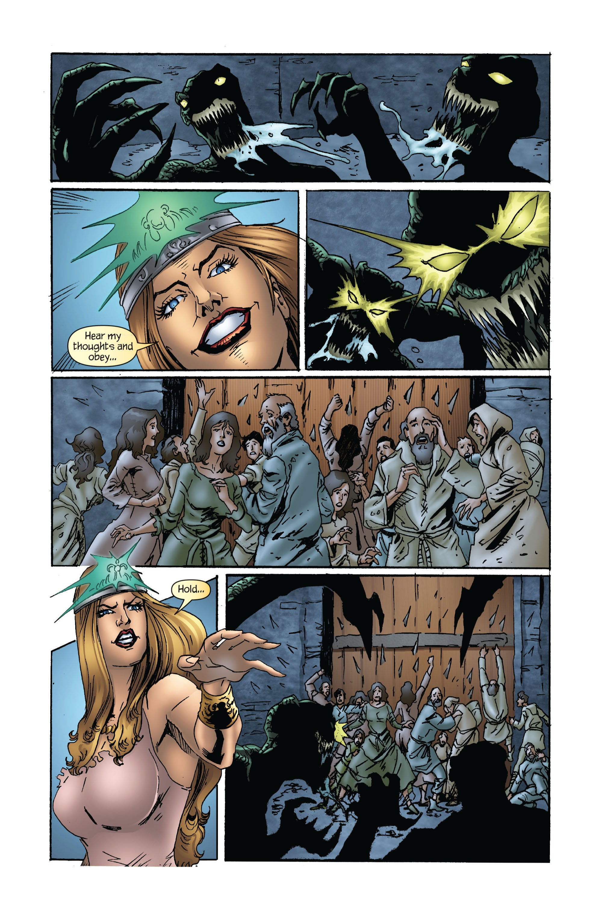 Grimm Fairy Tales (2005) Issue #72 #75 - English 9