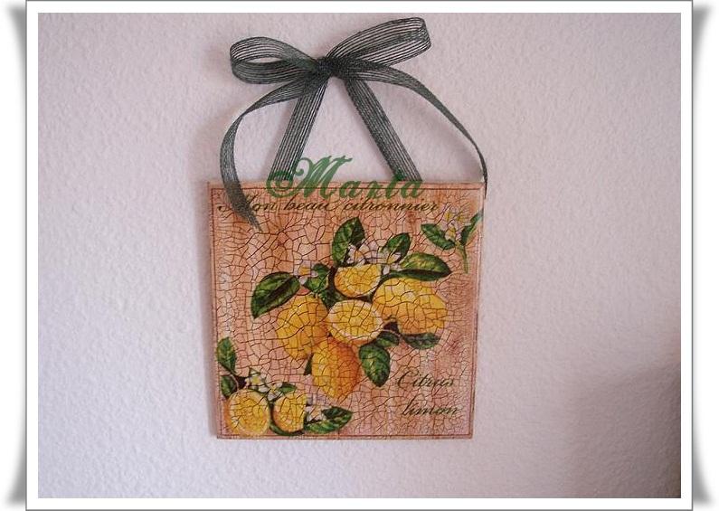 Azulejos Para Baño De Cuadritos: para mi cocina, conseguí la lámina de los limones de la misma