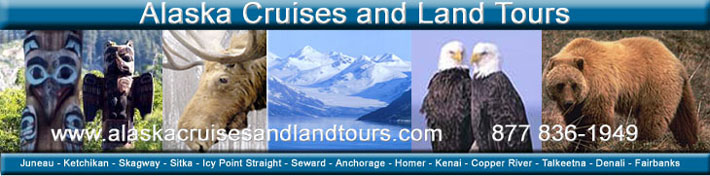 Alaska Cruises and Land Tours