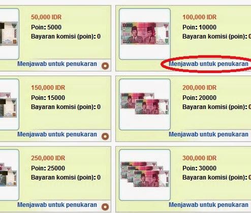 Tarik Uang dari Ipanelonline