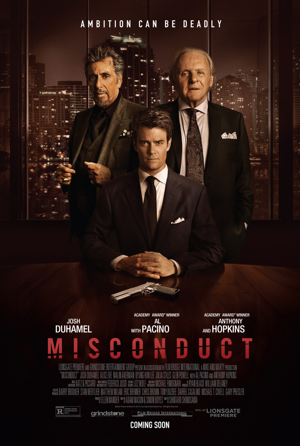 Misconduct - Full HD 1080p - Legendado
