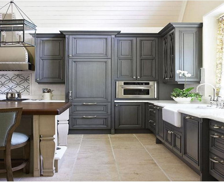 Impressive Custom Kitchen Cabinets Intended For Custom Kitchen