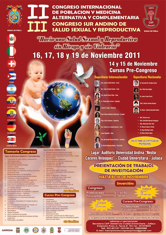 CONGRESO EN JULIACA PERU