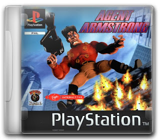 Torrent Super Compactado Agent Armstrong PS1