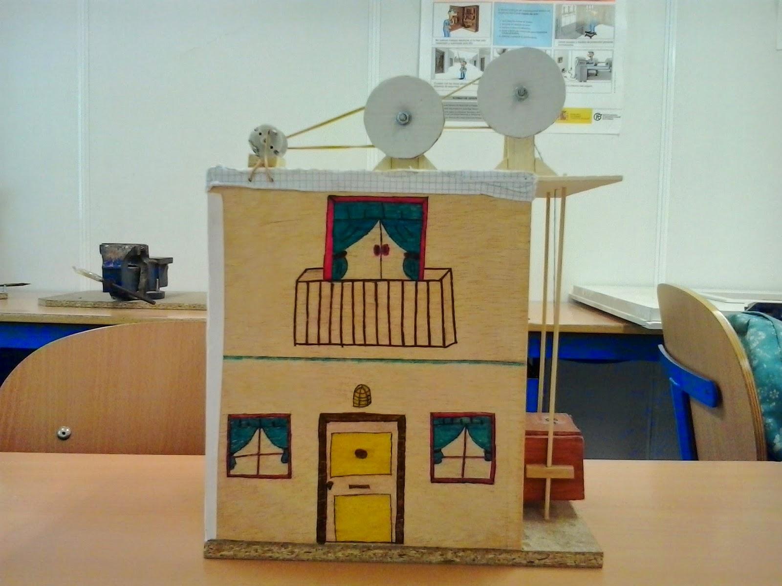 Proyectos de tecnolog a casa con ascensor - Proyectos para construir una casa ...