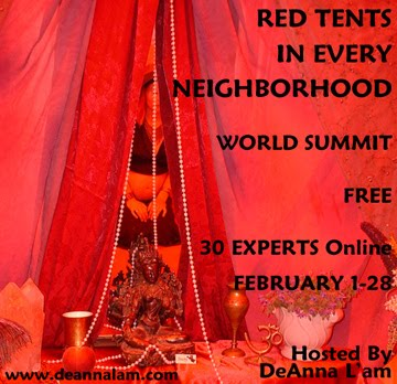 Join me at the FREE Red Tent Summit