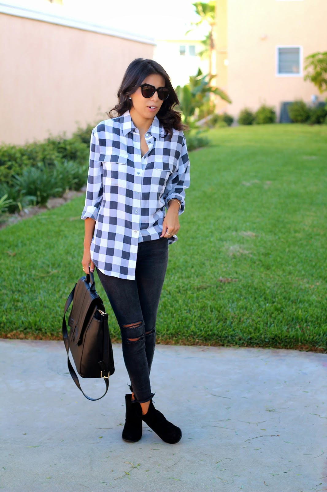 equipment top, j brand jeans, sole society, fall fashion, how to style