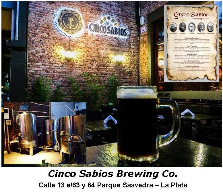 Nuevo brewpub en La Plata
