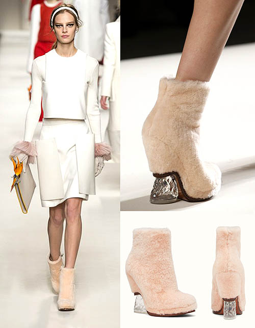 Wedges Boots Trend 2015-2016